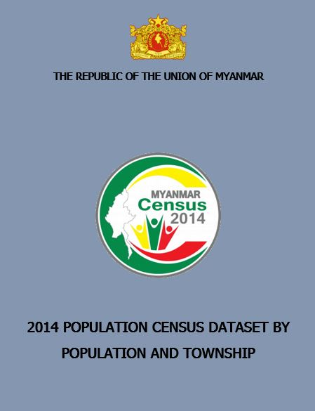 2014 population Census Dataset by Population and Township