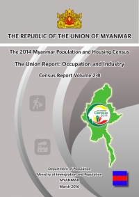 The 2014 Myanmar Population and Housing Census - The Union Report -Volume 2-B (English Version)