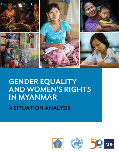 Gender Equality and Women's Rights in Myanmar _ A Situation Analysis (English Version)